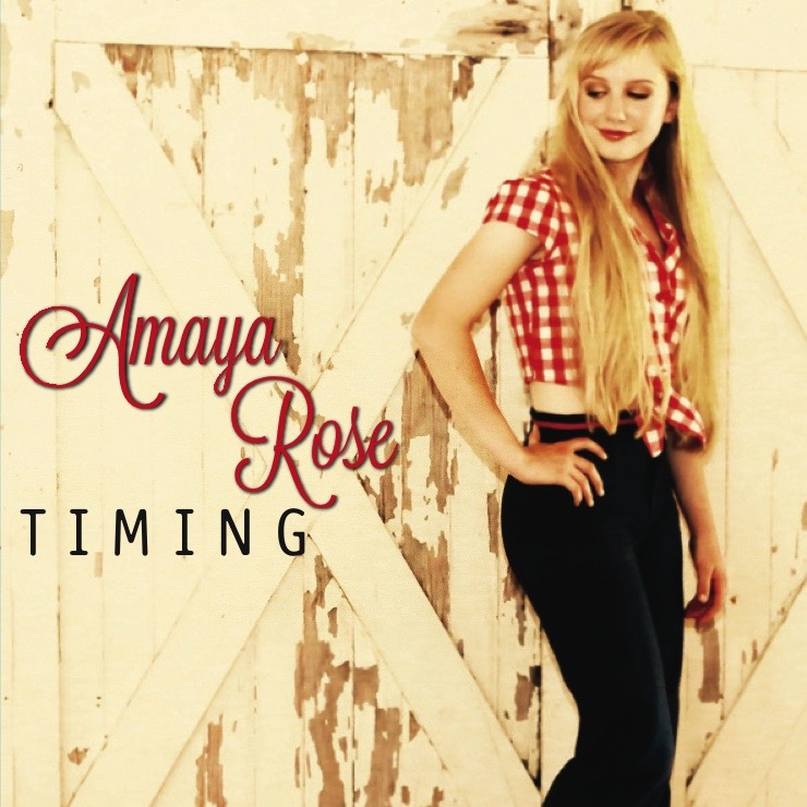Amaya Rose - Timing Cover