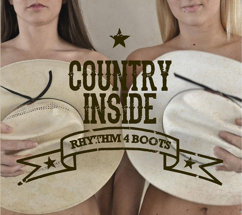 Rhythm 4 Boots Country Inside