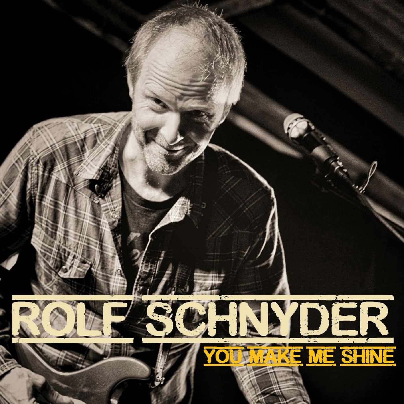 Rolf Schnyder - You Make Me Shine