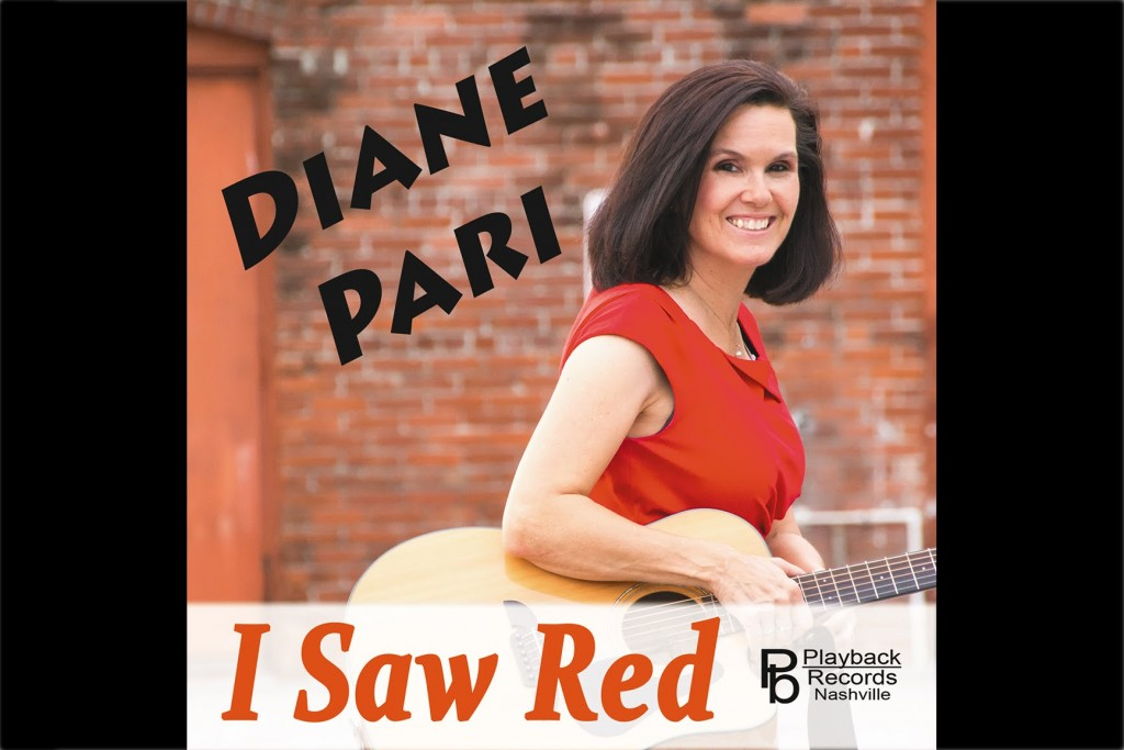 Diane Pari - I Saw Red