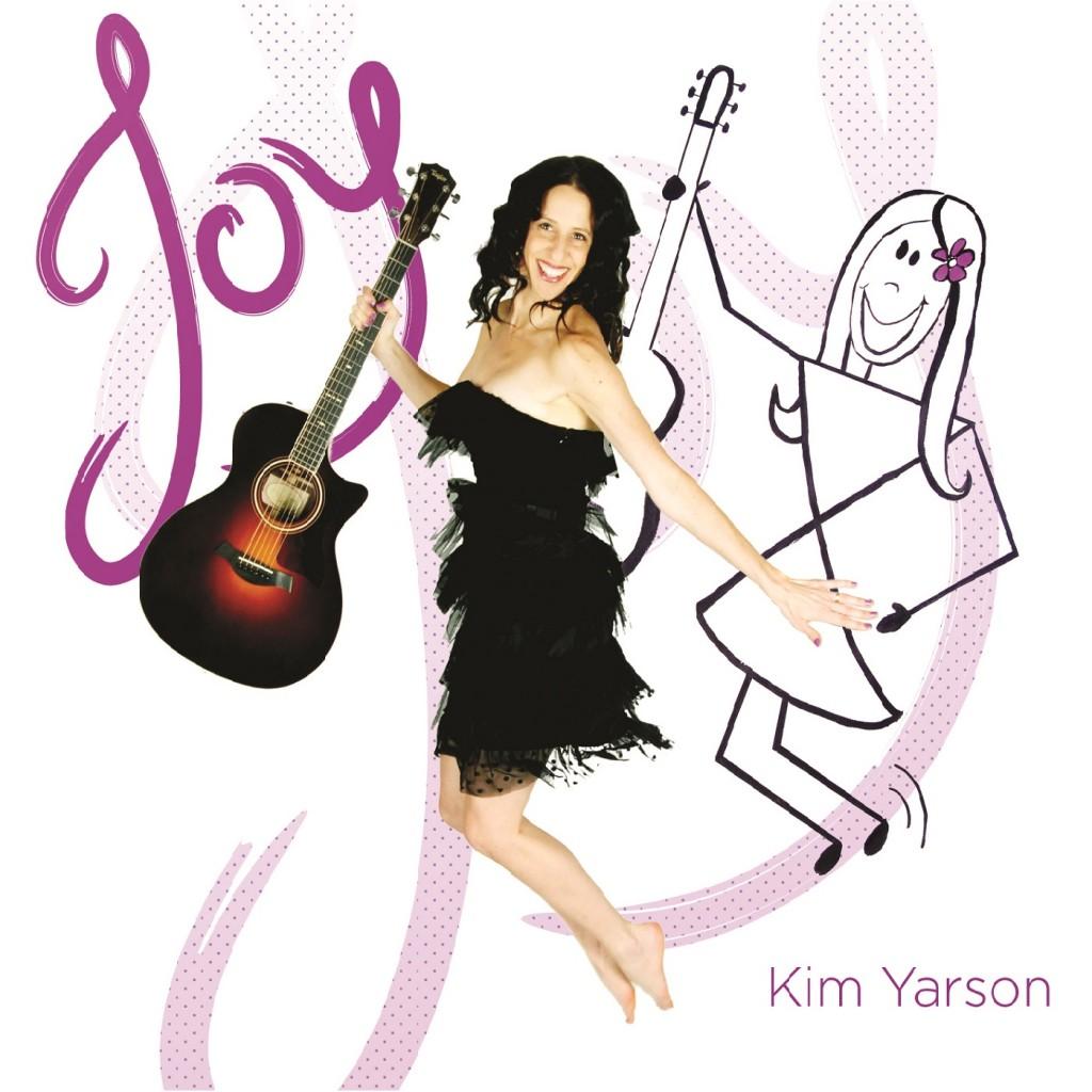 Kim Yarson - Joy - 1400x1400
